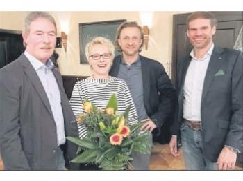 25-jähriges Jubiläum Kirsten Gleibs-Sandmann