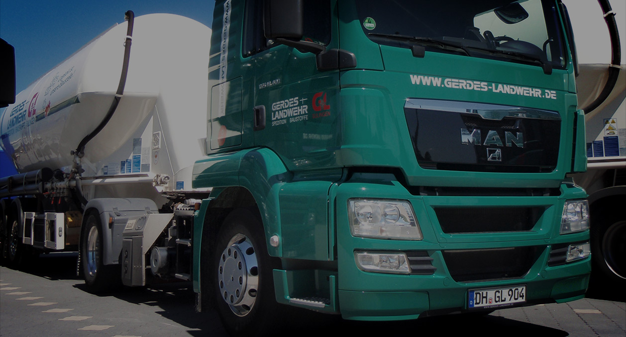 Logistik & Baustoffe
